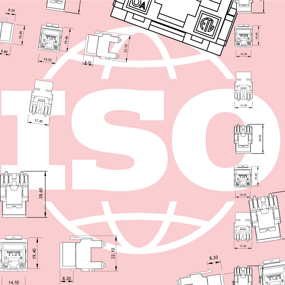 ISO/IEC Category 6A Series - ISO/IEC Category 6A Series