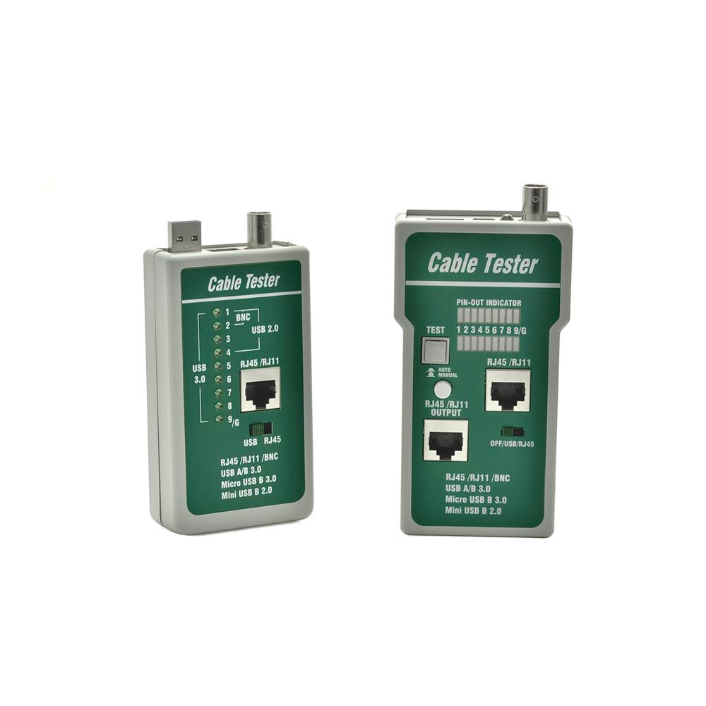 4in1 Netzwerkkabeltester Serie 50 | HSING CHAU INDUSTRIAL CO., LTD.